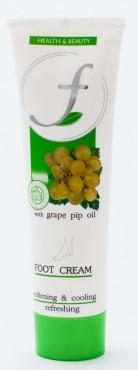 Крем для ног с экстрактом виноградных косточек 100 мл