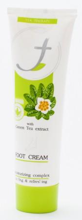 Крем для ног с экстрактом зеленого чая 100 мл
