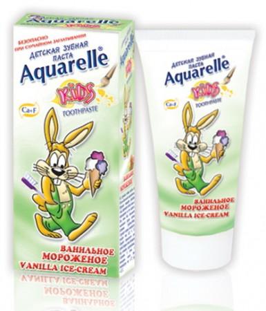 Детская зубная паста Vanilla Ice-cream 50 ml