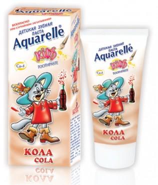 Детская зубная паста Cola 50 ml