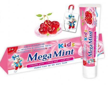 Детская зубная паста Cherry 50 ml
