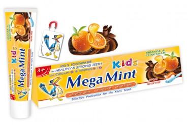Детская зубная паста Orange & Chocolate 50 ml