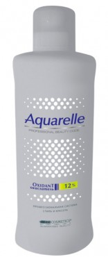 Aguarelle окислитель проффесиональный 12% 800 мл.