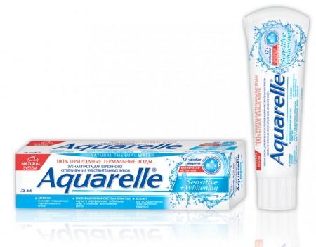 Зубная паста Sensitive+Whitening 75 ml