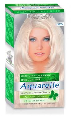 Aguarelle осветлитель волос BLON - ON с ароматом мяты