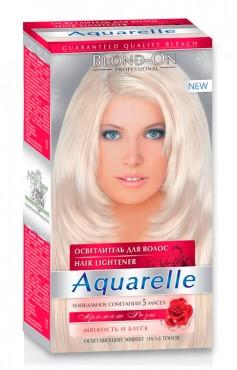 Aguarelle осветлитель волос BLON - ON с ароматом розы