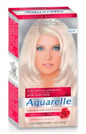 Осветлитель волос BLON - ON с ароматом розы