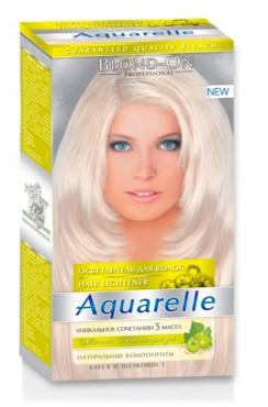 Aguarelle осветлитель для волос BLON - ON с пшеничным протеином и маслом вынограда