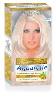Aguarelle осветлитель волос BLON - ON с экстрактом бамбука