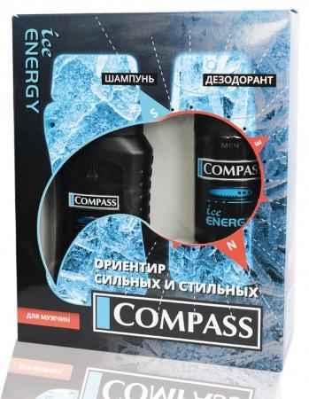 Набор подарочный Ice Energy (дезодорант+шампунь)