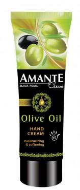 Крем для рук с оливковым маслом 75 мл