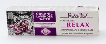 Зубная паста Relax Aromatherapy&Dental Care 65 ml