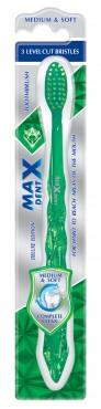 Зубные щётки разной степени жесткости