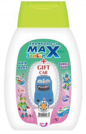 Детский шампунь BUBBLE GUM 250 ml