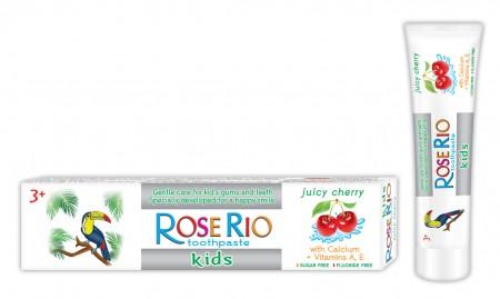 Детская зубная паста Juicy Cherry 50 ml